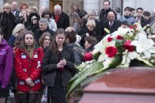 Funérailles des victimes de Ouagadougou