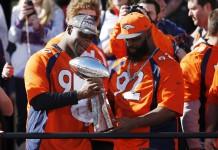 Le défilé des Broncos en images