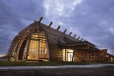 Connaissez-vous les musées dispersés aux quatre coins de la province? Le livre Architectures d'exposition au Québec, lancé le 6 avril, pourrait vous donner envie de bifurquer vers ces édifices pleins de caractère.