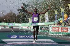 Voyez le marathon de Paris en images