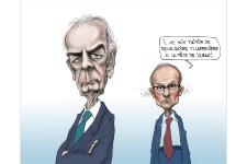 Les caricatures de Serge Chapleau d'avril 2016.