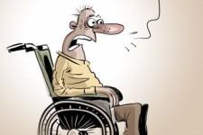 Le mois d'avril en caricatures