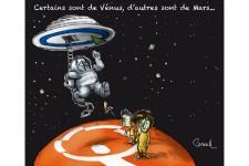 Les caricatures de Pascal Élie d'avril 2016