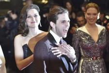 Au jour 9 du Festival de Cannes 2016, Xavier Dolan présente son film Juste la fin du monde