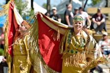 Fier de nouvelles installations, l'annuel Pow wow international de Wendake met encore une fois de l'avant cette fin de semaine la culture huronne-wendat à coup de danses, chants et gastronomie locale.