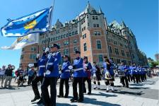 La ville de Québec fêtait ses 408ans de fondation, dimanche.