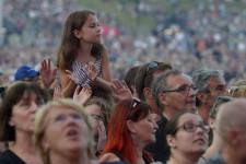 Au jour 8 du Festival, une fête des Français assombrie par les attentats de Nice