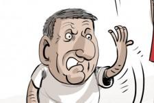 Le mois de juillet en caricatures