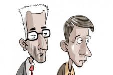 Le mois de septembre en caricatures