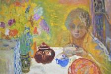 L'exposition<em>Pierre Bonnard. La couleur radieuse</em>est une plongée inédite dans l'univers d'un artiste méconnu, aussi important que son ami Matisse dans l'histoire de l'art, selon la directrice du Musée national des beaux-arts du Québec (MNBAQ). Le nouveau pavillon du Musée accueille ainsi sa première grande exposition internationale, une exclusivité.