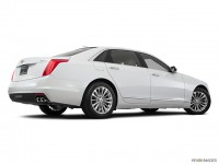 Cadillac - CT6 berline 2016 - 2 L Turbo berline 4 portes PA