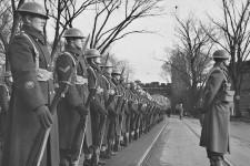 D'hier à aujourd'hui: le jour du Souvenir en 1940
