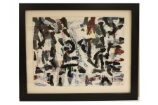 Trois tableaux de Riopelle volés il y a 18 ans ont été retrouvés.