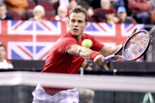 La Grande-Bretagne et la Canada se sont partagé les points vendredi.