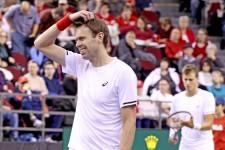 La Grande-Bretagne mène 2-1 après 2 jours de Coupe Davis