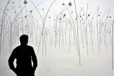 <p>La Manif d'art 8 déferle sur Québec comme une tempête euphorique. S'appropriant de multiples manières le thème L'artde la joie, plus de 50 artistes signent desoeuvres exposées au Musée national des beaux-arts du Québec, àMéduse etdans l'espace public.</p>