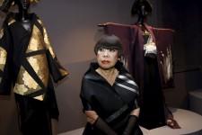 Au Musée Guimet de Paris, jusqu'au 22 mai, quelque 150 modèles féminins issus de la collection Matsuzakaya, maison de mode japonaise fondée en 1611 devenue un grand magasin au début du XXe siècle, sont présentés pour la première fois hors du Japon.