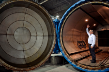 La compagnie Prelco,de Rivière-du-Loup, est spécialisée dans la fabrication de verre.