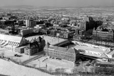 La colline Parlementaire en 1969
