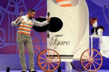 L'Opéra de Québec présente<em>Le barbier de Séville</em> les 16, 18 et 20mai auGrand Théâtre.