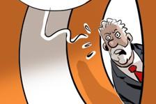 Les caricatures d'André-Philippe Côté, en mai 2017