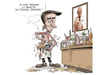 Caricature du 7 juin
