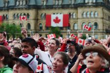 Le 150e du Canada à Ottawa