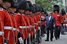 Québec a fêté son 409e anniversaire, lundi, notamment avec la cérémonie du droit de cité.
