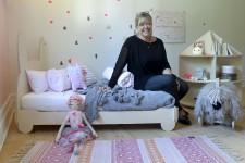 Annie Bellavance, cofondatrice de Souris Mini, a choisi d'offrir des soutions complètes en matière de décoration. Elle réalise ainsi un vieux rêve.