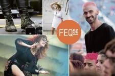 Cette semaine, on jette un coup d'oeil aux looks qui ont retenu notre attention lors des premiers jours du Festival d'été de Québec (FEQ), tant chez les artistes que chez les festivaliers.
