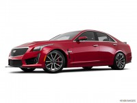 Cadillac - Berline CTS-V 2017 - Berline 4 portes
