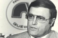 Maurice Filion, ancien entraîneur-chef et directeur général des Nordiques de Québec, en images