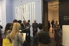 Sur le point de prendre fin à Londres, l'exposition<em>Alberto Giacometti</em>se déplacera à Québec en février, avant de continuer sa tournée dans les Guggenheim de New York et Bilbao. Fort de ce grand coup, leMusée national des beaux-arts du Québec a invité des journalistes à Londres pour témoigner de l'ahurissante rétrospective consacrée au célèbre artiste.