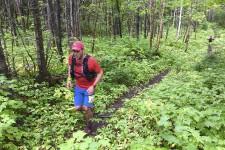 L'Ultra-Trail Harricana, une course en sentier de 65 km dans Charlevoix