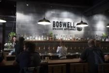 Pour célébrer le lancement de sa salle de brassage, Boswell brasserie artisanale a lancé une grande semaine de festivités, qui prend fin dimanche. Nous en avons profité pour visiter les nouvelles installations.