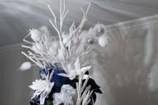 Des éléments décoratifs autres que des étoiles et des anges coiffent de plus en plus les sapins deNoël. Place à la créativité, lorsque vient le temps de donner la touche finale au fameux arbre, qui donne un air festif à toute pièce delamaison.