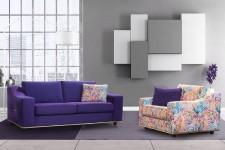 Les couleurs mises de l'avant par les manufacturiers de peinture, pour 2018, sont aux antipodes les unes des autres. Plutôt que de les appliquer sur les murs, les plus frileux pourront les intégrer dans leur intérieur sous diverses formes. En voici trois.