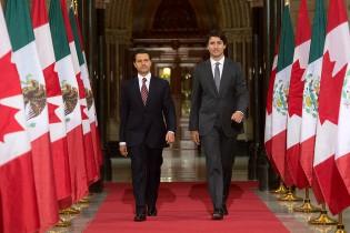 Trump prêt à renégocier l'ALÉNA avec le Canada et le Mexique