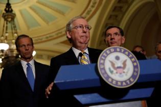 Les républicains, divisés, reportent le débat sur Obamacare
