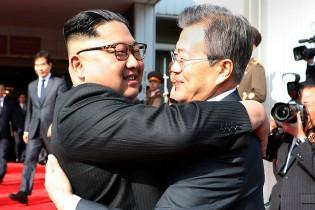 Nouvelle rencontre entre les deux dirigeants coréens