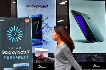 Samsung annonce la reprise des ventes du Galaxy Note 7