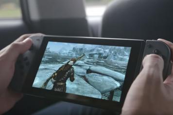 Nintendo dévoile sa nouvelle console Switch