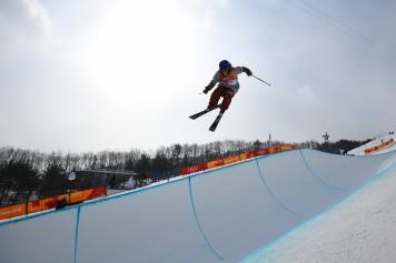 Jeux olympiques: finale de la demi-lune en direct