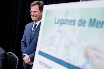 Le maire de Châteauguay devant le conseil de discipline du Barreau