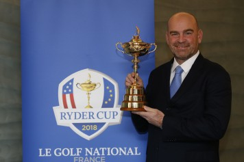 Britain Golf Ryder Cup Bjorn