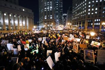 «I can't breathe»: la police lance des procédures disciplinaires