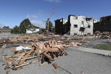 La tornade qui a frappé Gatineau était de force 3