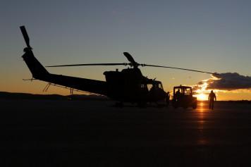 Hélicoptère disparu: les recherches se poursuivent dans les Laurentides