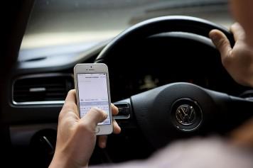 Louis Garneau lance une journée internationale contre le texto au volant