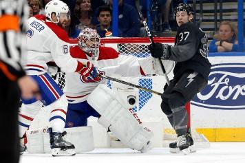 Le Canadien craque face au Lightning